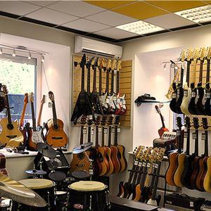 Музыкальные магазины Немчиновки