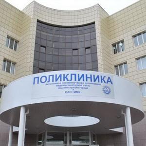 Поликлиники Немчиновки