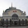 Железнодорожные вокзалы в Немчиновке