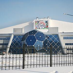 Спортивные комплексы Немчиновки